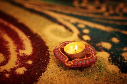 Lamp for meditation